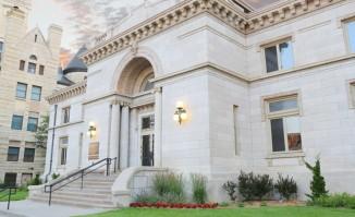 Carnegie Library<br/>Fidelity Bank
