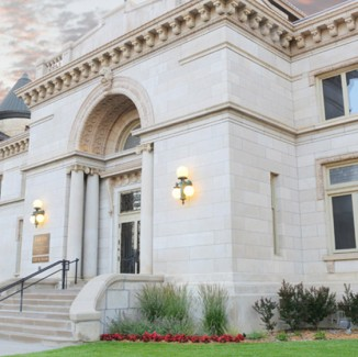 Carnegie Library<br/>Fidelity Bank
