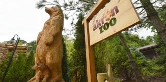 Grizzly Ridge <br/> Akron Zoo