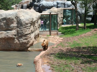 Oklahoma Trails <br/> Oklahoma City Zoo