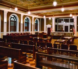 US Courthouse