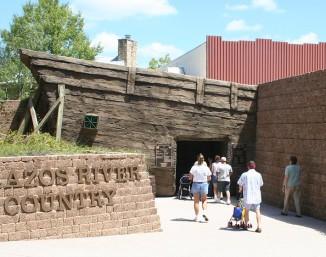 Brazos River Country <br/> Cameron Park Zoo