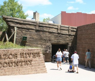 Brazos River Country <br/> Cameron Park Zoo