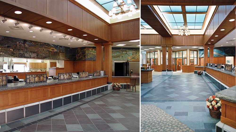 Wdm Bank Architects Chisholm Trail State Bank