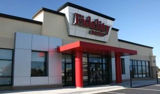 New Market Square <br/> Fidelity Bank
