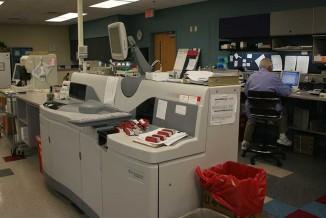 Newton Medical Center Lab