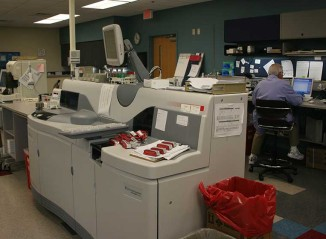 Newton Medical Center Lab