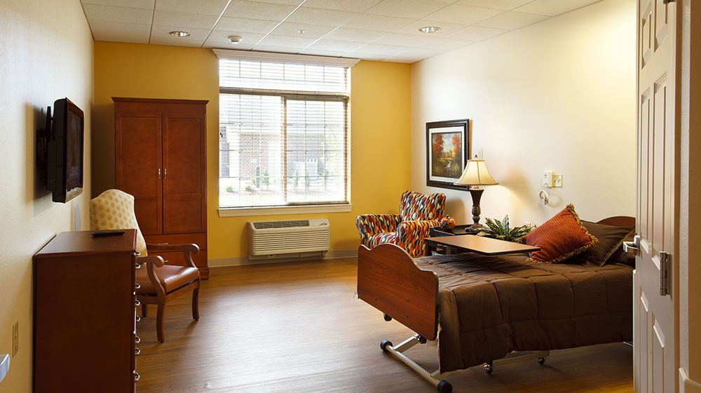 Regent Park Skilled Nursing Facility Wdm Architects