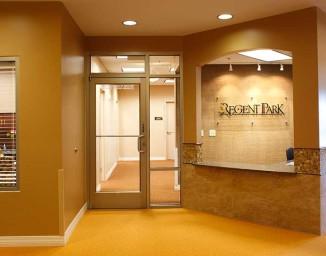 Regent Park <br/> Skilled Nursing Facility