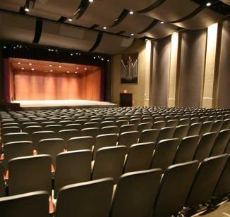 Richardson Auditorium <br/> Southwestern College