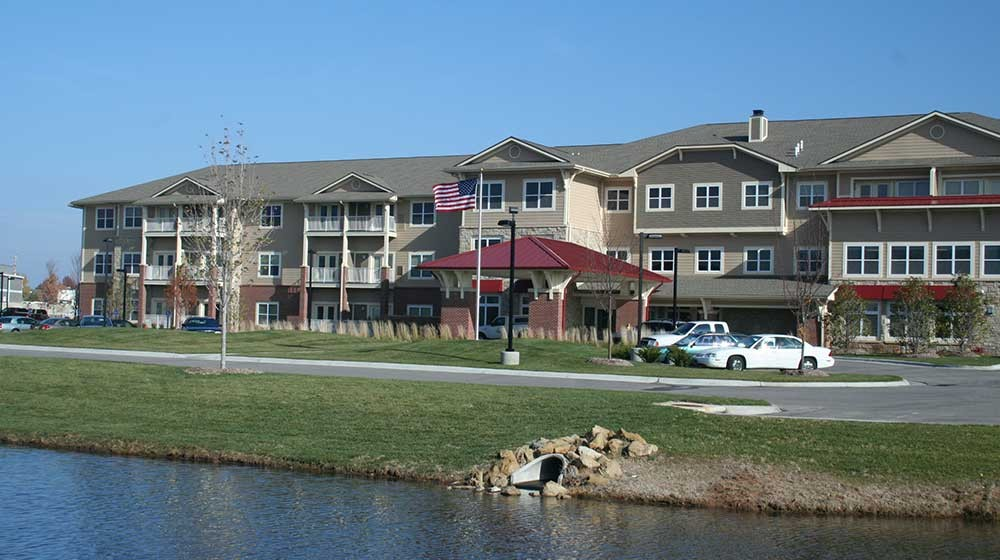 The Regent Independent Living Wdm Architects