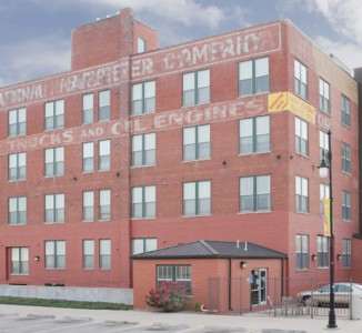 Harvester Apartments