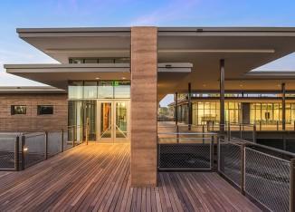 Administration Building <br/> Phoenix Zoo