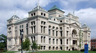 Sedgwick County Historic Courthouse
