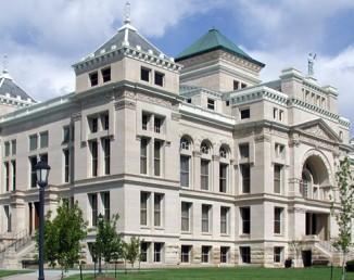 Sedgwick County Historic Courthouse