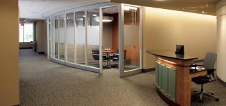 Fidelity Bank </br> Headquarters Remodel