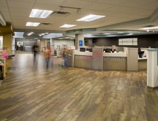 Hutchinson Clinic Lobby
