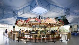 Carousel <br/> Henry Vilas Zoo