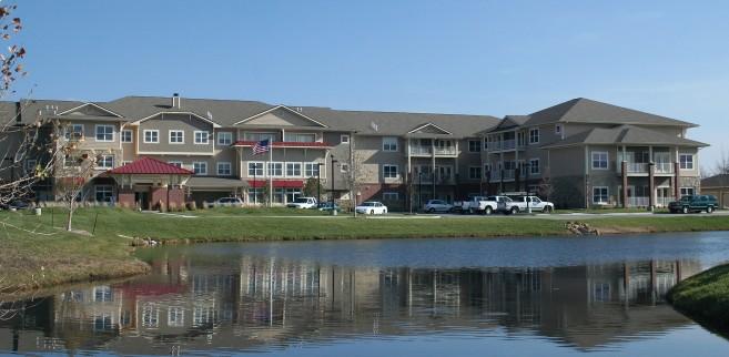Senior Living Design   WDM Architects