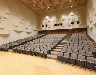 Wiedemann Hall </br> Wichita State University