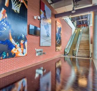INTRUST Bank Arena </br> North Entrance Remodel