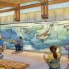 Zoo Architects Henry Vilas Zoo Wi Arctic Exhibit