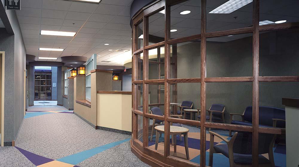 Newton Medical Center Offices Wdm Architects Healthcare Designers Wichita Ks  6