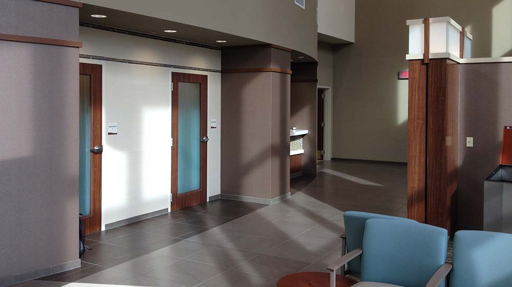 Kearney Regional Medical Center Wdm Architects Healthcare Designers Wichita  Ks 9
