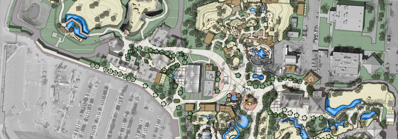Zoo Design Architects Conquer the Master Plan Madness | WDM Architects