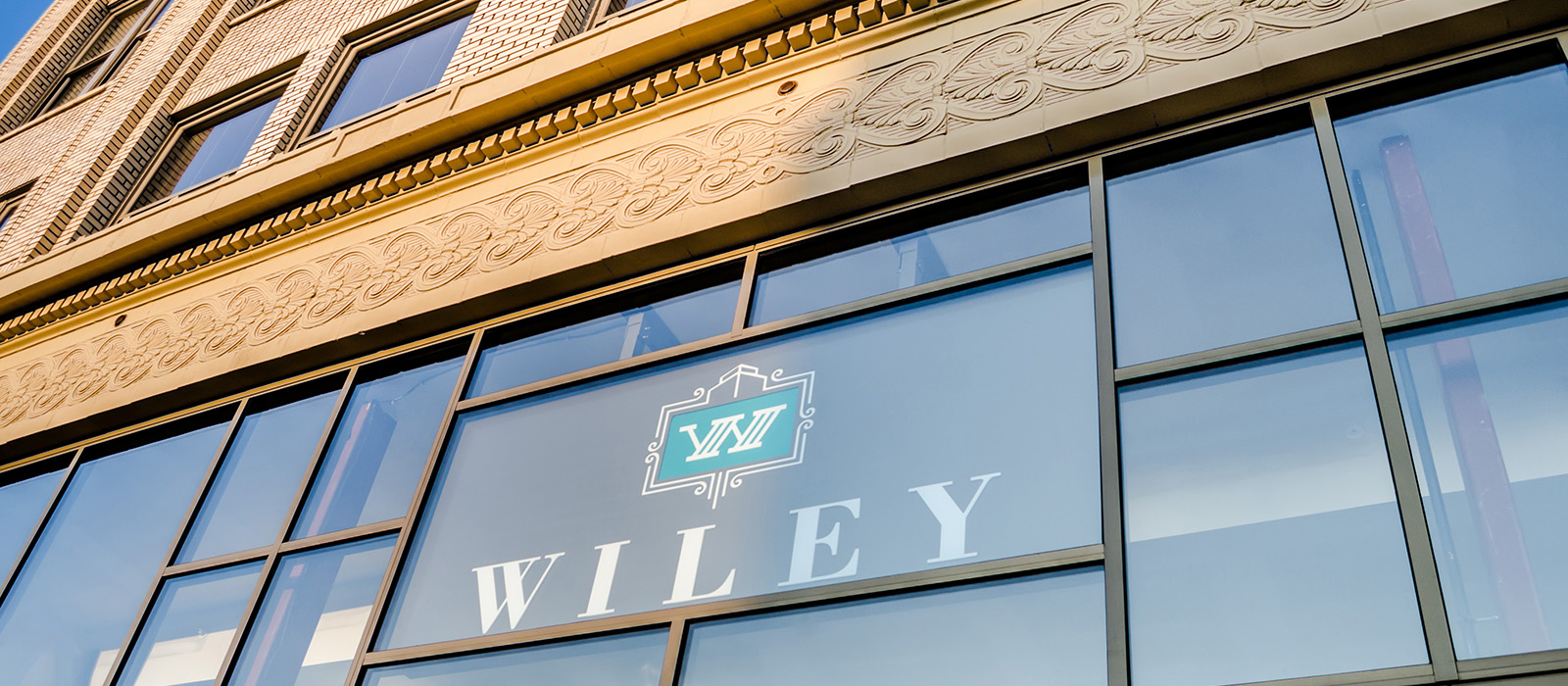WDM Historical Architecture | Wiley Building