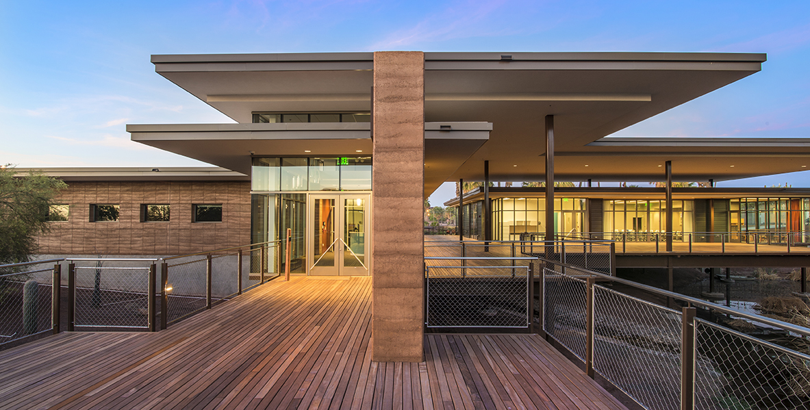 Trending now rammed earth makes resurgence architects for Being your own contractor building home