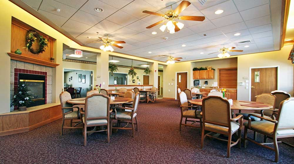 Kidron Bethel Village Senior Living Architecture