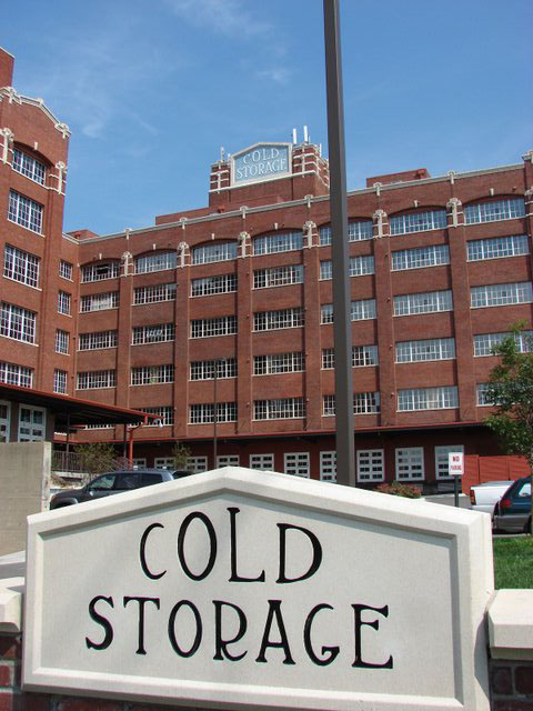 Historical Architecture Cold Storage Lofts Kansas City