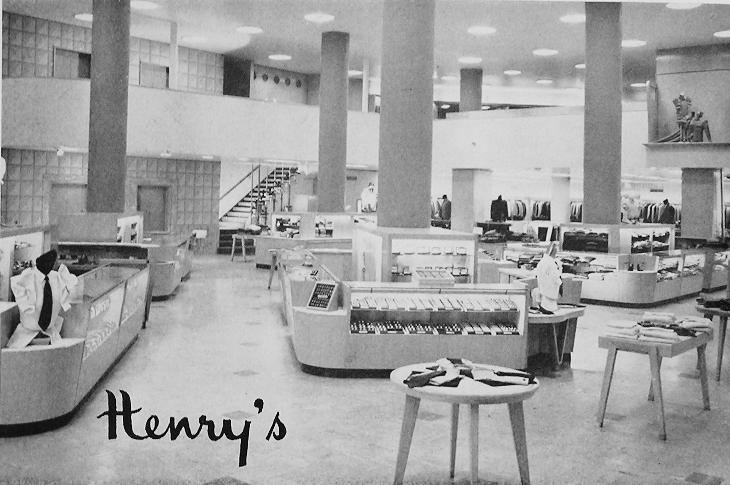 Wdm S Architectural Archaeology Henry S Department Store